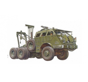 M26 Tank Recovery Vehicle Tamiya 1/35 - TAM-35244