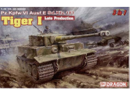 Tiger Producton tardive Dragon 1/35 - T2M-D6406