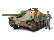 Hetzer milieu de production Tamiya 1/35 - TAM-35285