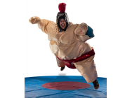 Kit de 2 costumes de sumo adultes - A70257