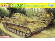 StuG IV Debut de prod. Dragon 1/35 - T2M-D6520
