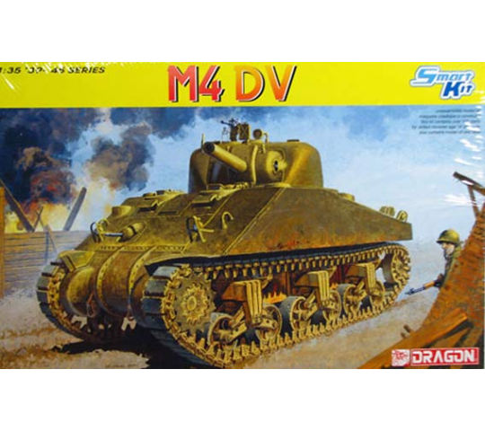 M4 DV Dragon 1/35 - T2M-D6579
