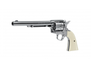 Revolver plomb Colt single action .45 nickel - UMAREX - ACP207