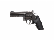 Revolver Dan Wesson steel grey 4   CO2 plomb - ASG - ACR652