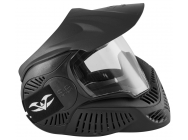 Masque VALKEN Annex MI-3 simple noir - MAS160
