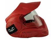 Masque VALKEN Annex MI-3 simple rouge - MAS162