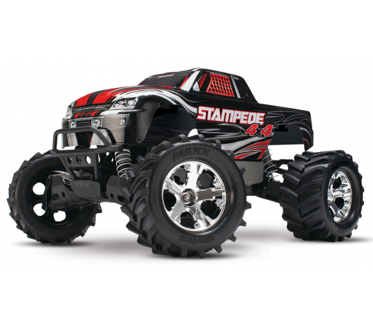 STAMPEDE 4x4 - 1/10 BRUSHED TQ 2.4GHZ - iD TRAXXAS - TRX67054-1