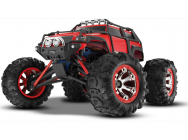 SUMMIT - 4x4 - 1/16 VXL BRUSHLESS TQ 2.4GHZ - iD - TSM TRAXXAS - TRX72076-3