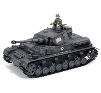 Char 1/16 Panzer IV Grey BB sons et fumees - 1112103651