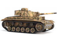 Char 1/16 Panzer III Ausf. L Desert Camouflage BB sons et fumees - 1111703633