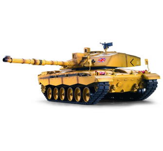 CHAR 1/16  Challenger 2 BB SONS ET FUMEES - 1112439081