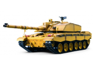 Char 1/16 Challenger 2 METAL BB sons et fumees - 1112439083