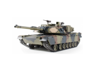 CHAR 1/16 U.S.ABRAMS M1A2 Camouflage sons et fumees - 1112439183