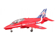 BAE Hawk Red Arrows EDF 80mm FMS - FS0223R/FMS099P