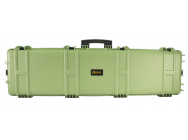 Mallette XL Waterproof OD Green 137 x 39 x 15 cm mousse vague - Nuprol - MAL740