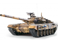 CHAR 1/16 T-90 BB SONS METAL ET FUMEES - 1112439383