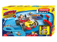First Mickey Roadsters Racers Carrera 1/43 - T2M-CA63012