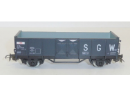 WAGON TOMBEREAU SGW SNCF PIKO HO - T2M-P97064