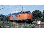 LOCOMOTIVE DIESEL BR221 RTS AC PIKO HO - T2M-P52609