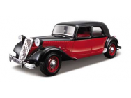 Citroen Traction 15CV 1938 BBurago 1/24 - T2M-B22017