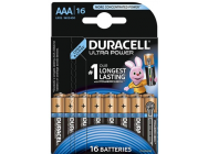 Pack de 16 piles Duracell Ultra Power LR3 Micro AAA - 15129