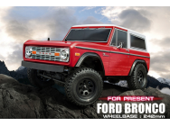Ford Bronco CMX 1/10 Crawler 4WD RTR MST - MST531501