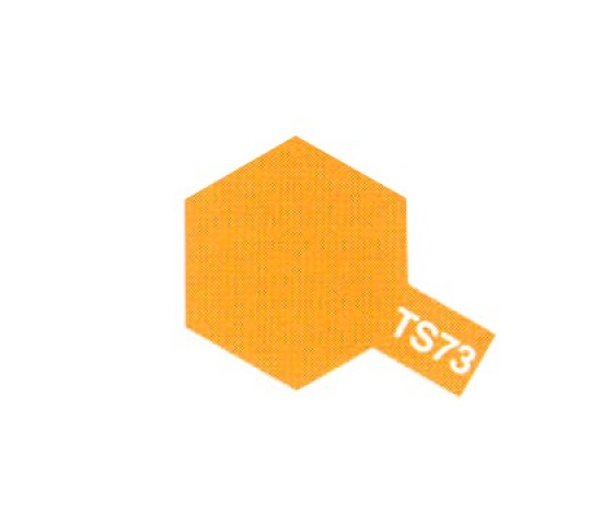 TS73 Orange translucide Tamiya  - TAM-85073