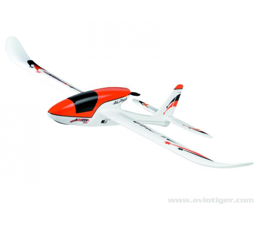 ALPHA1393X RTF 2.4GHZ BRUSHLESS MODE1 - AX-00215-01M1