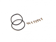 Rubber Rings & Screws (spare pour W46009) - XTR-W46009-D