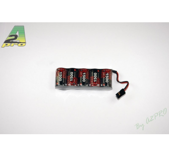 Pack Rx S 6.0V/EP-1500UV JR - A2P-5155S