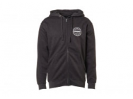 Sweat Capuche Zip Noir Anthracite Traxxas Xl - TRX1390-XL