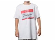 T-Shirt Traxxas My Name Is Blanc Jeune L - TRX1395-L