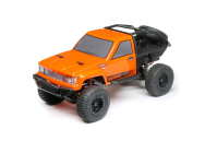 Barrage 1/24e Scaler Rock Crawler RTR, Orange - ECX00017T1