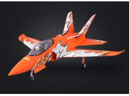 FMS Super Scorpion Jet 90mm EDF ORANGE PNP - FMS097OG-COPY-1