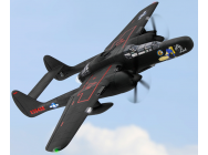 P-61 Black Widow Twin 1500mm PNP Dynam - DYN8973