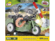 Side car BMW R75 1942 Cobi - COB2149