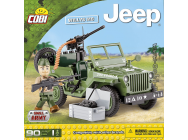 Jeep Willys MB Cobi - COB24092