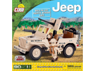 Jeep Willys MB North Africa 1943 Cobi - COB24093