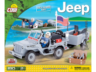 Jeep Willys MB NAVY Cobi - COB24193