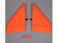 Stabilisateur horizontaux Super Scorpion 90mm orange FMS - FMSRA104O