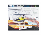 Solo Pro 270 Nine Eagle Rouge Blanc - NIN-NE270GB/RW