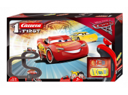 Carrera First Disney Cars 3 Carrera 1/43 - T2M-CA63011