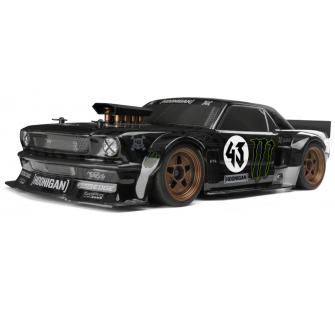 Ford Mustang 1965 Hoonicorn RS4 Sport 3 RTR HPI Racing - 8700115990
