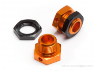 Hexagone De Roue 5Mm Orange - HPI-101785