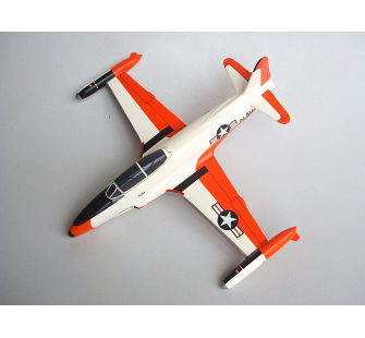 T-33 SHOOTING STAR NAVY WHITE ORANGE - BOI-T33