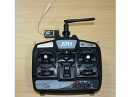 Radio T2M 2.4 Ghz 5 voies Mode 1 - T2M-RADIO2.4T2M