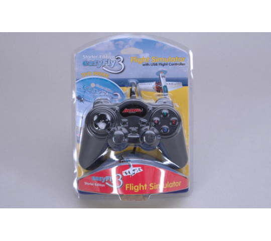 Ikarus easyFly 3 Starter Edition Gamepad - RIP-A-IKEF3SE