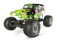 Axial - SMT10 Grave Digger Monster Jam Truck 4WD 1/10 ARTR - no battery, no charger - AX90055