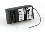 2.4GHz 6-Channel Park Flyer Receiver (Gamma 370) - AZS1206