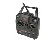 2.4GHz 4-Channel Transmitter (Hitec Red) (Alara EP) - AZSA1708